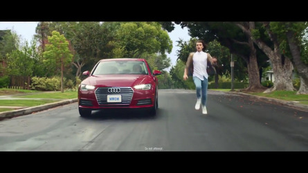 Audi reprises role in Dominos remake of famous Ferris Bueller scene