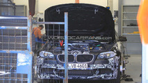BMW M5 F10 spy photo, Nurburgring, Germany 21.07.2010
