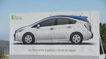 Toyota announces Prius MPV, Plug-in and Concept car for Detroit debut [video]
