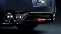 2012 Nissan GT-R facelift LED Rear fog lamp 18.10.2010