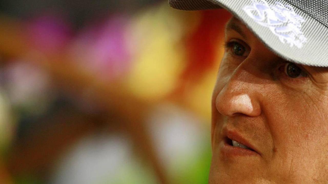 Michael Schumacher (GER), Mercedes GP Petronas - Formula 1 World Championship, Rd 15, Singapore Grand Prix, 23.09.2010