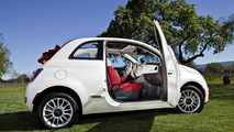 2012 Fiat 500C unveiled ahead of NY debut