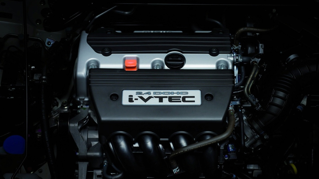 Honda Accord Type S Engine Bay