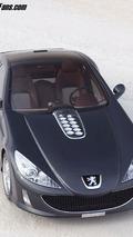 Peugeot 907 V12 to Make UK Debut