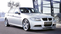 HAMANN accessories for the new BMW 3-Series sedan
