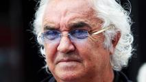 Briatore says Ecclestone's double points 'smart'