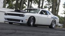 Dodge Challenger Drag Pak Test Vehicle by Mopar unveiled [video]