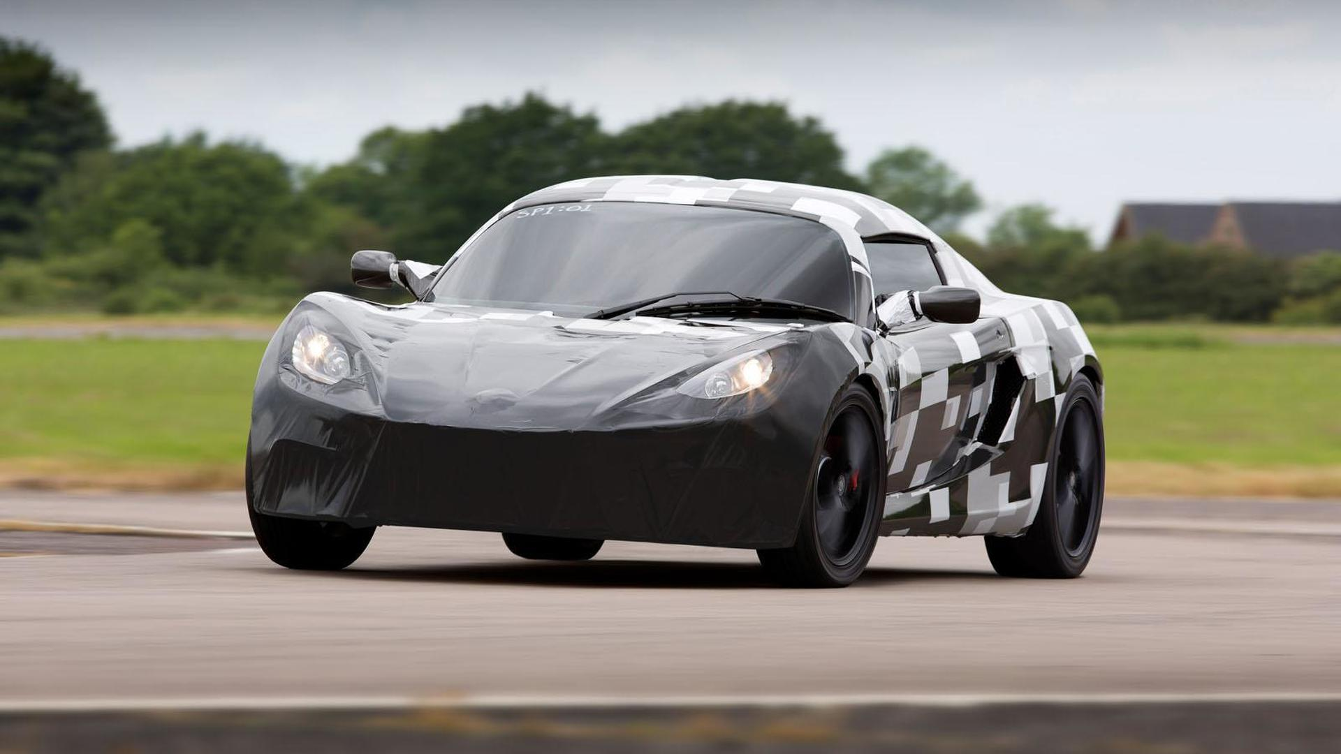 Detroit Electric SP:01 to be built in the UK, will go on sale later this year