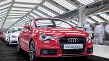 Audi builds their 500,000th A1