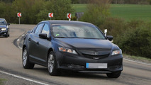 Next generation Honda Civic spy photo