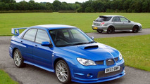 Subaru Impreza GB270 Final Edition (UK)