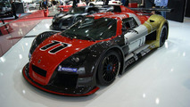 Gumpert Apollo R live in Geneva 06.03.2012