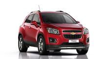 2013 Chevrolet Trax heading to Paris Motor Show