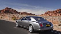 Bentley Mulsanne Mulliner Driving Specification announced for Geneva