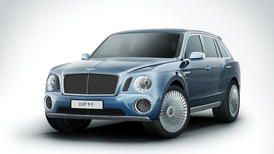 Bentley considered a new sports car, but chose a crossover instead