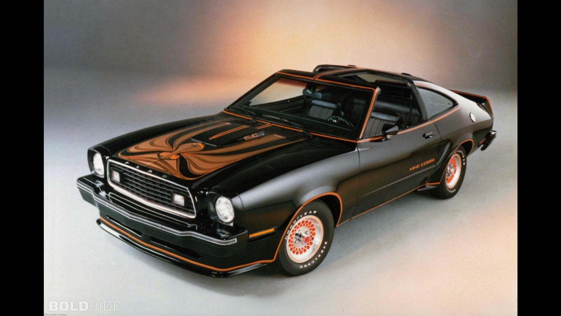 Ford Motor Company Linkedin >> Ford Mustang II King Cobra