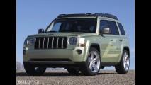 Jeep Patriot EV