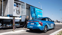Toyota - Une station ambulante sur un camion !