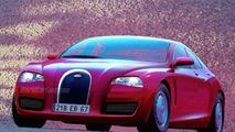 Bugatti Veyron-based Sedan