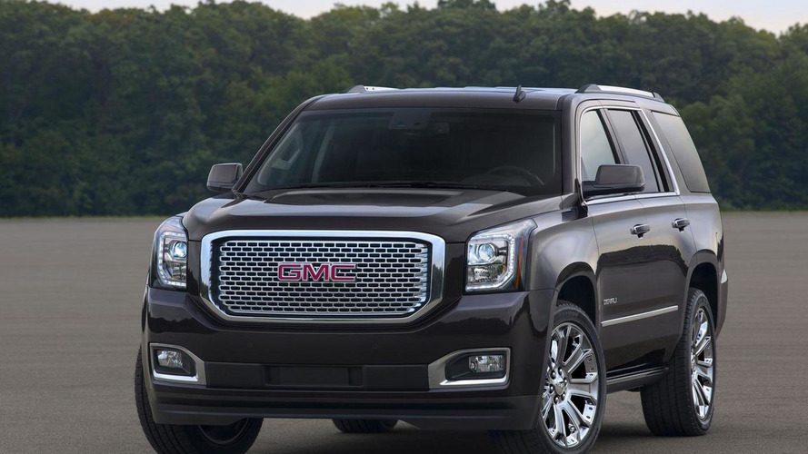 GM considering hybrid and diesel engines for their full-size SUVs - report