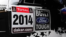 Ford Ranger for 2014 Dakar Rally 30.07.2013