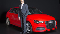 Wolfgang Dürheimer fired from Audi, could be related to axing the R8 e-tron - report