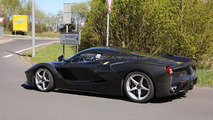 LaFerrari XX spy photo