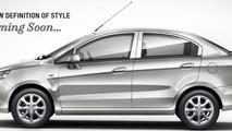 2013 Chevrolet Sail sedan 04.1.2013