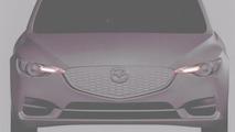 2014 Mazda3 patent sketch, 1300, 27.11.2012