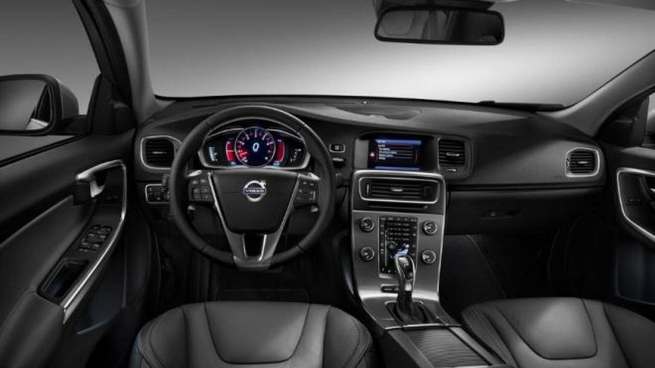 2014 Volvo S60 facelift