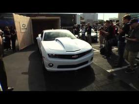 SEMA 2011 | COPO Camaro Concept Unveil | Chevrolet