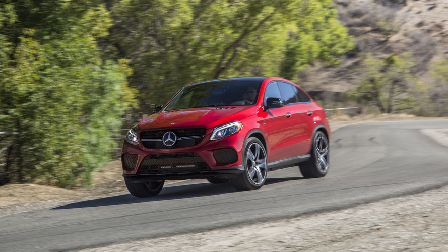 2016 Mercedes-Benz GLE450 AMG Coupe recalled for engines that can shut down