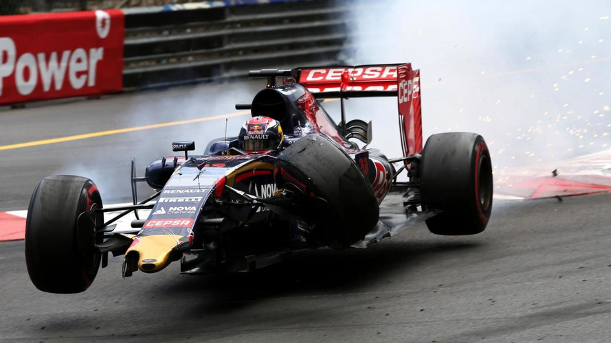 Hakkinen defends Verstappen after Monaco crash