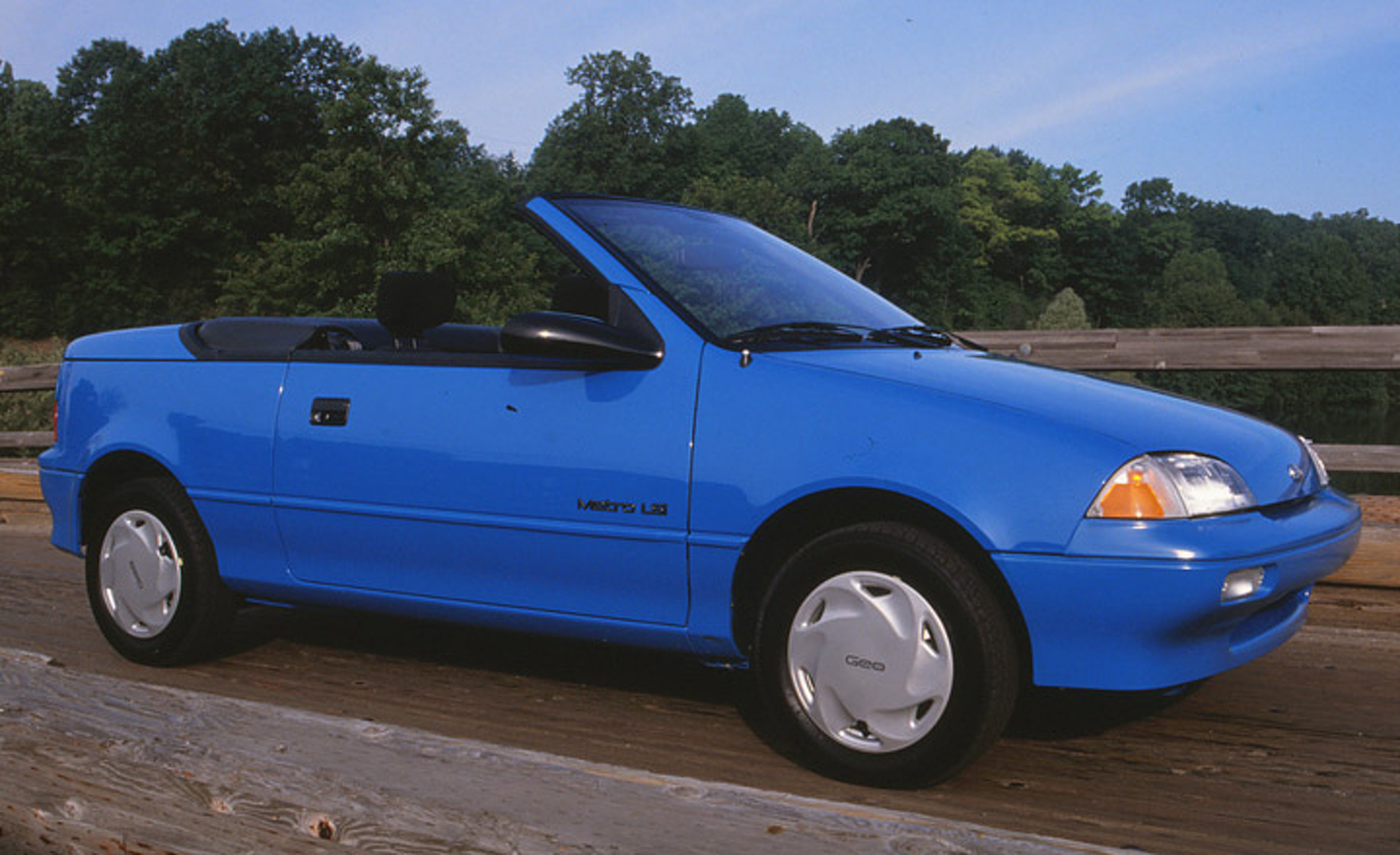 Four Convertibles That Were Meant to Keep Their Tops On