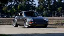 Steve McQueen-inspired, Bisimoto-tuned Porsche 911 up for auction