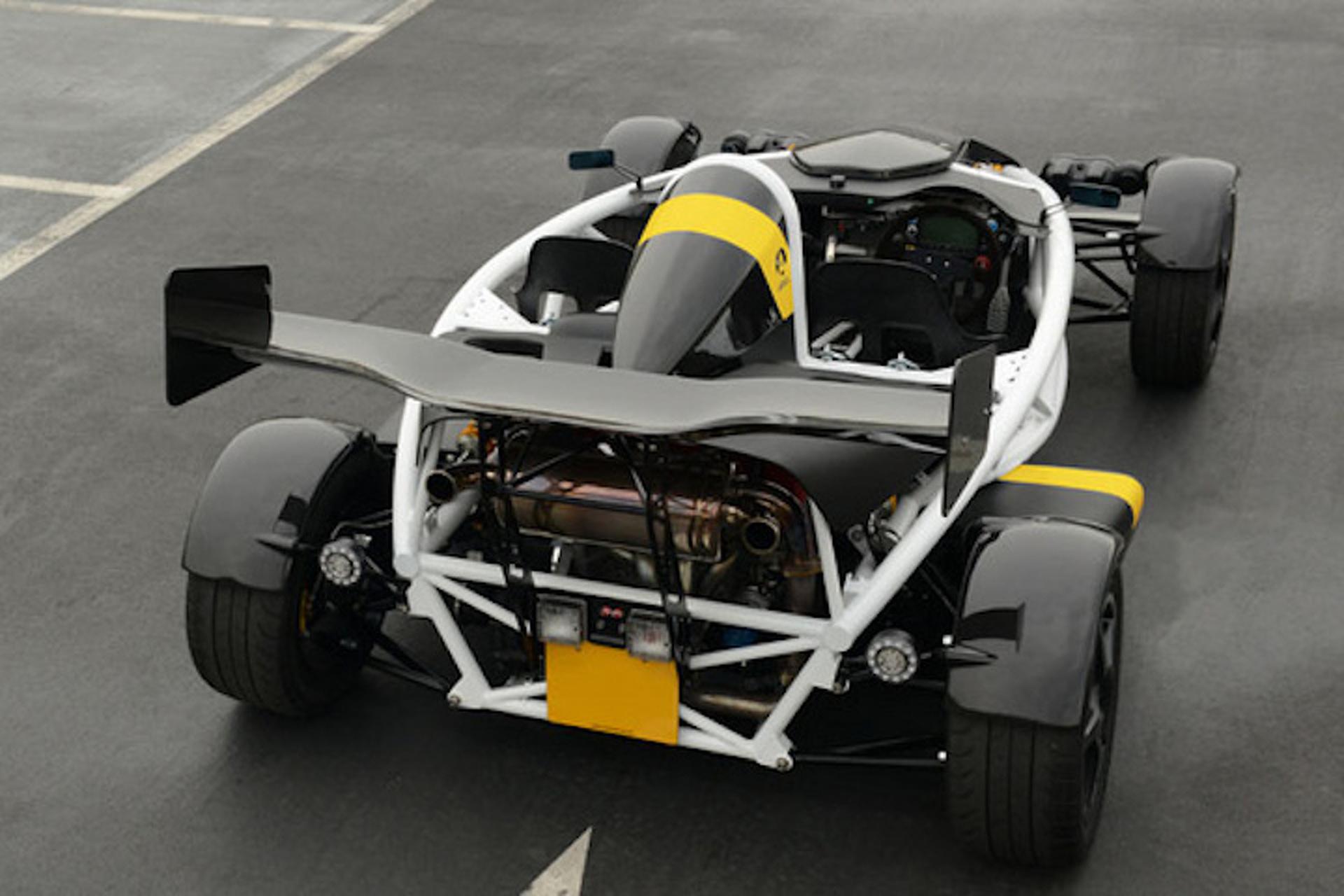 Ariel Atom 3.5R Debuts With Minimalist Looks, Supercar Power