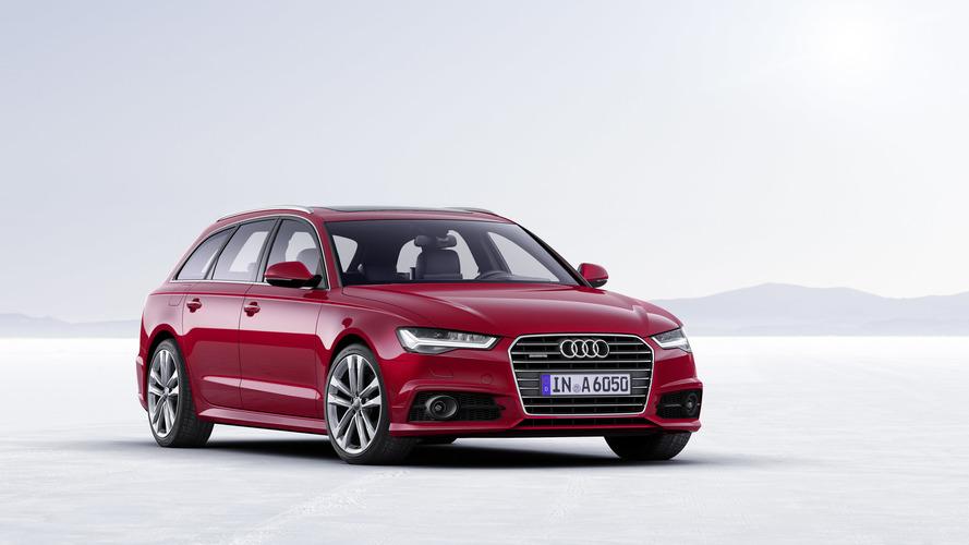 Audi A6, A7 get subtle facelift, more equipment [55 pics]