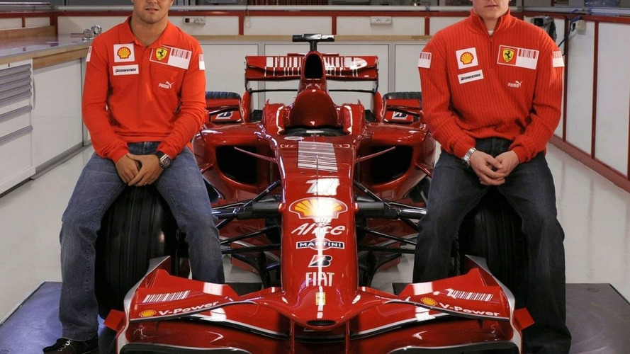 Ferrari Already Testing 2009 Car