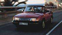 1988 Saab 900 cabriolet