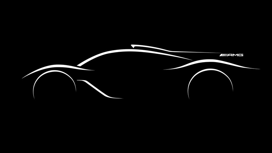 New AMG Project One hypercar details: 11K rpm, 31K engine life