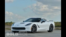 Hennessey Chevrolet Corvette Stingray HPE500