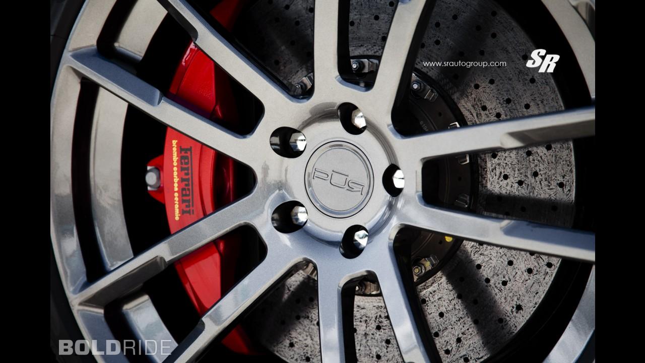 SR Auto Group Ferrari 458 Italy