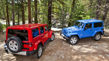 2012 Jeep Wrangler revealed