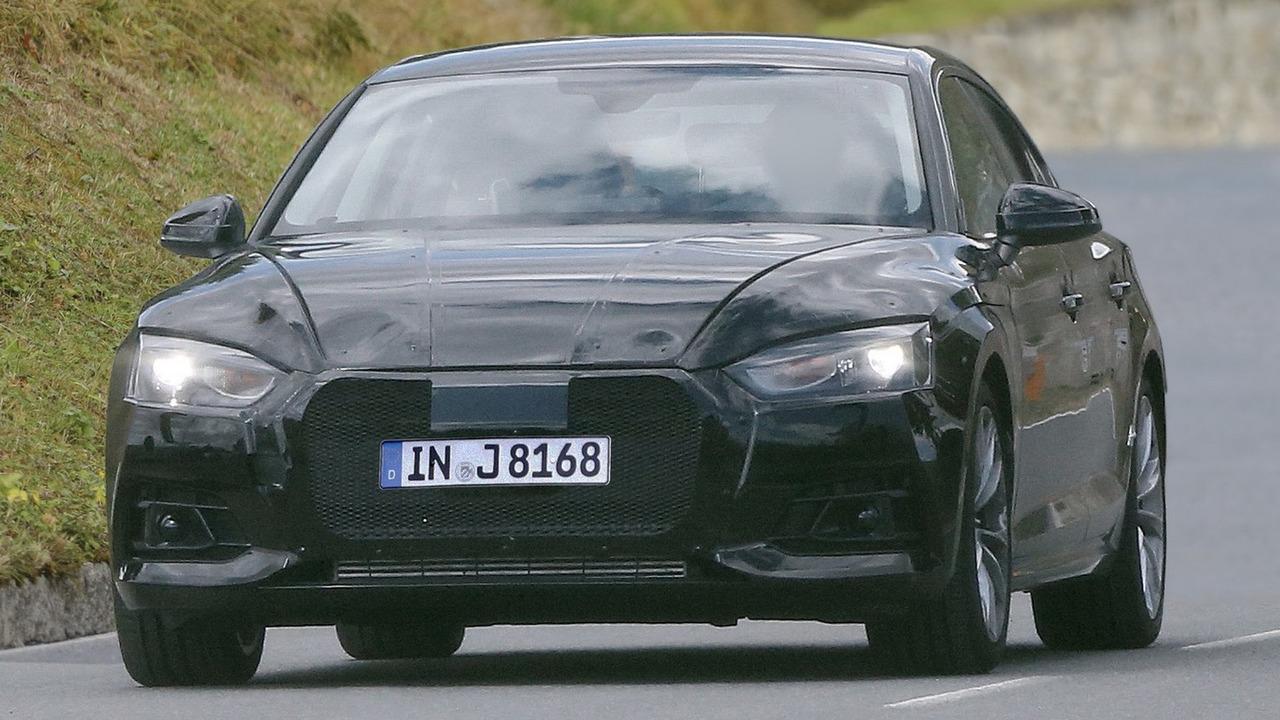 2017 Audi A5 Coupe 2017 Audi A5 Sportback Launch In 2016 | 2016 - 2017 ...