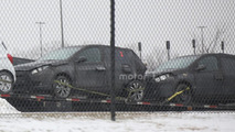 Fiat Punto successor spied for the first time