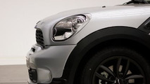 MINI Countryman leaked photos with aero-kit, 600, 24.06.2010