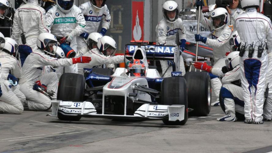 BMW sells F1 team to Swiss foundation
