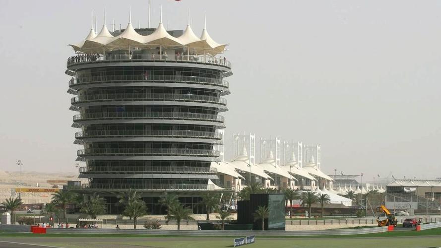Bahrain, not Australia, may open 2010 calendar