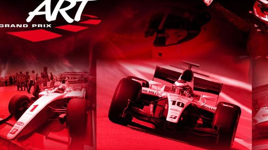 Carmaker Lotus entering GP2 with ART team