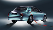 Rolls-Royce EV back on the table - report